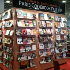 Buchmesse 2012 Gemeinschaftsausstellung Paris Cookbook Fair und World Gourmand Cookbook Award